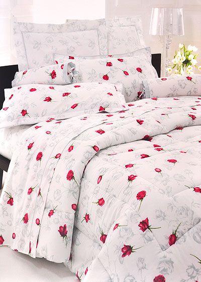 Постельное белье с розами