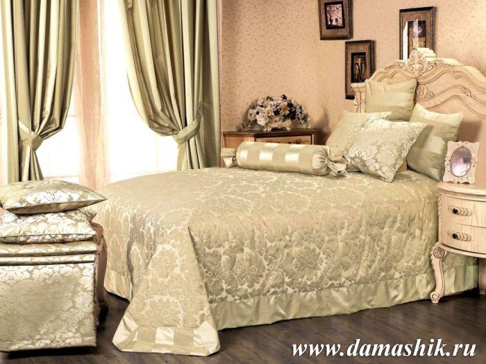 Модные покрывало на кровать фото